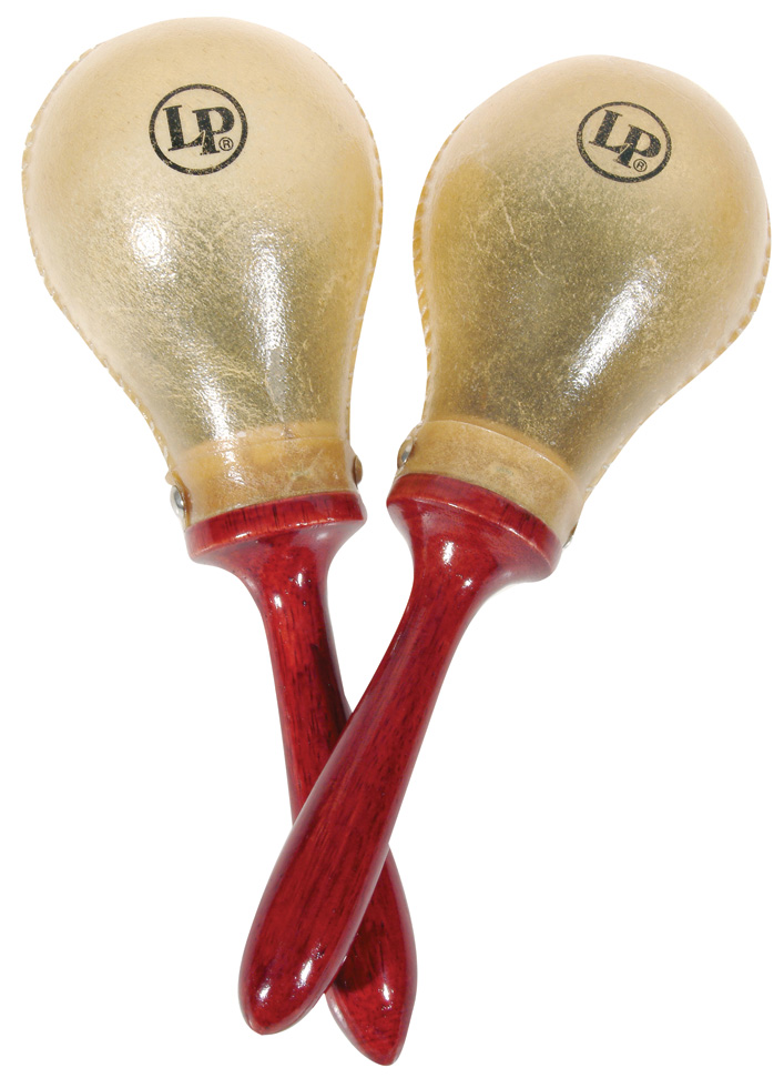 Latin Percussion LP394 Macho Maracas by LP