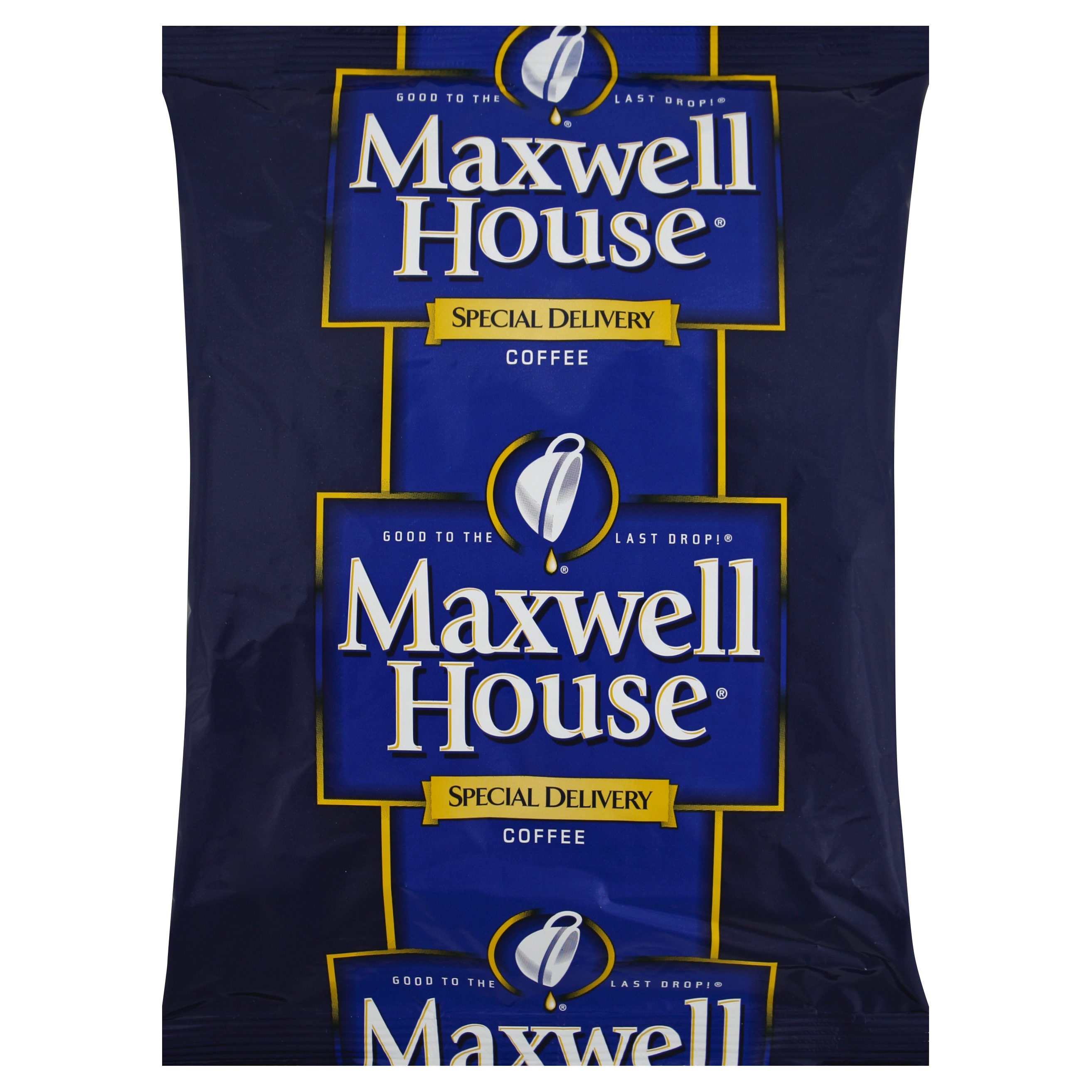 Maxwell House Special Delivery Ground Coffee, 1.2 oz (Pack of 42)