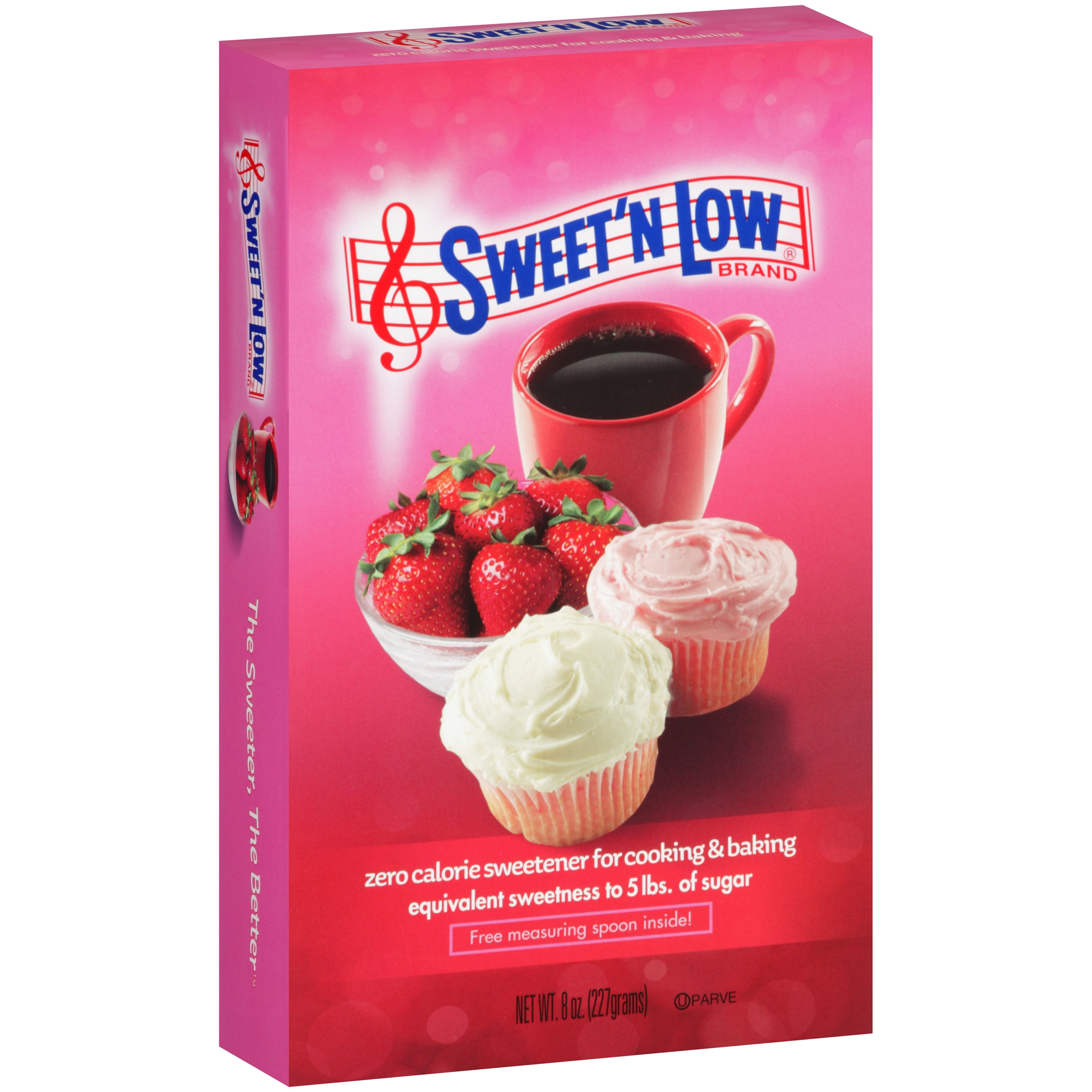 Sweet'N Low® Zero Calorie Sweetener for Cooking and Baking 8 oz. Box