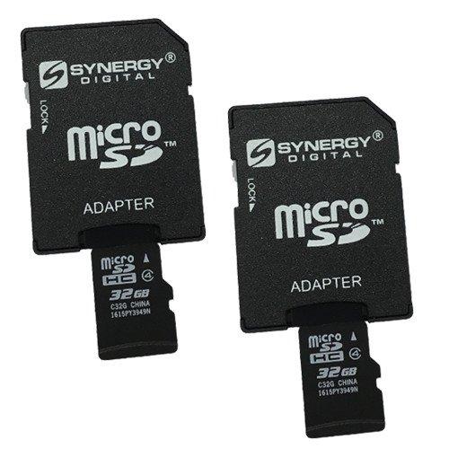 Samsung GT-S5660 Cell Phone Memory Card 2 x 32GB microSDH...