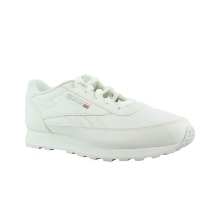 9cf8d0a80f129 Reebok - Reebok Renaissance White Athletic Sneakers Mens Athletic Shoes  Size 7.5 New - Walmart.com