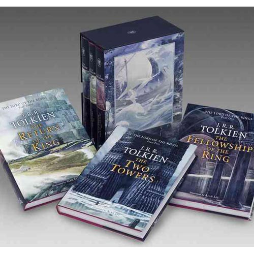 The Lord of the Rings: Return of the King/Two Towers/Fellowship of the Ring