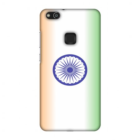 the best attitude d63f9 e8054 Huawei P10 Lite Case, Premium Handcrafted Printed Designer Hard Snap on  Shell Case Back Cover for Huawei P10 Lite - India flag- Ombre