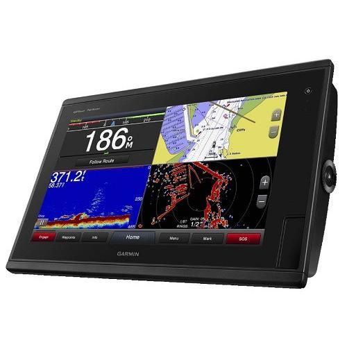 GARMIN 010-01402-03 GARMIN GPSMAP7616XSV COMBO BLUECHART G2 & LAKEVU HD US