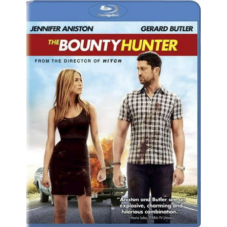 The Bounty Hunter (Blu-ray)](Beth Bounty Hunter)
