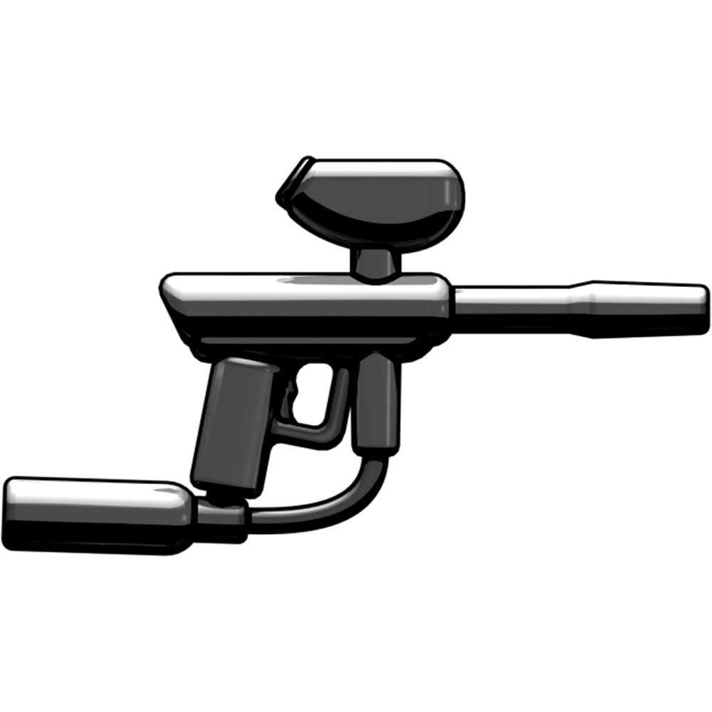 BrickArms Paintball Marker [Black] by