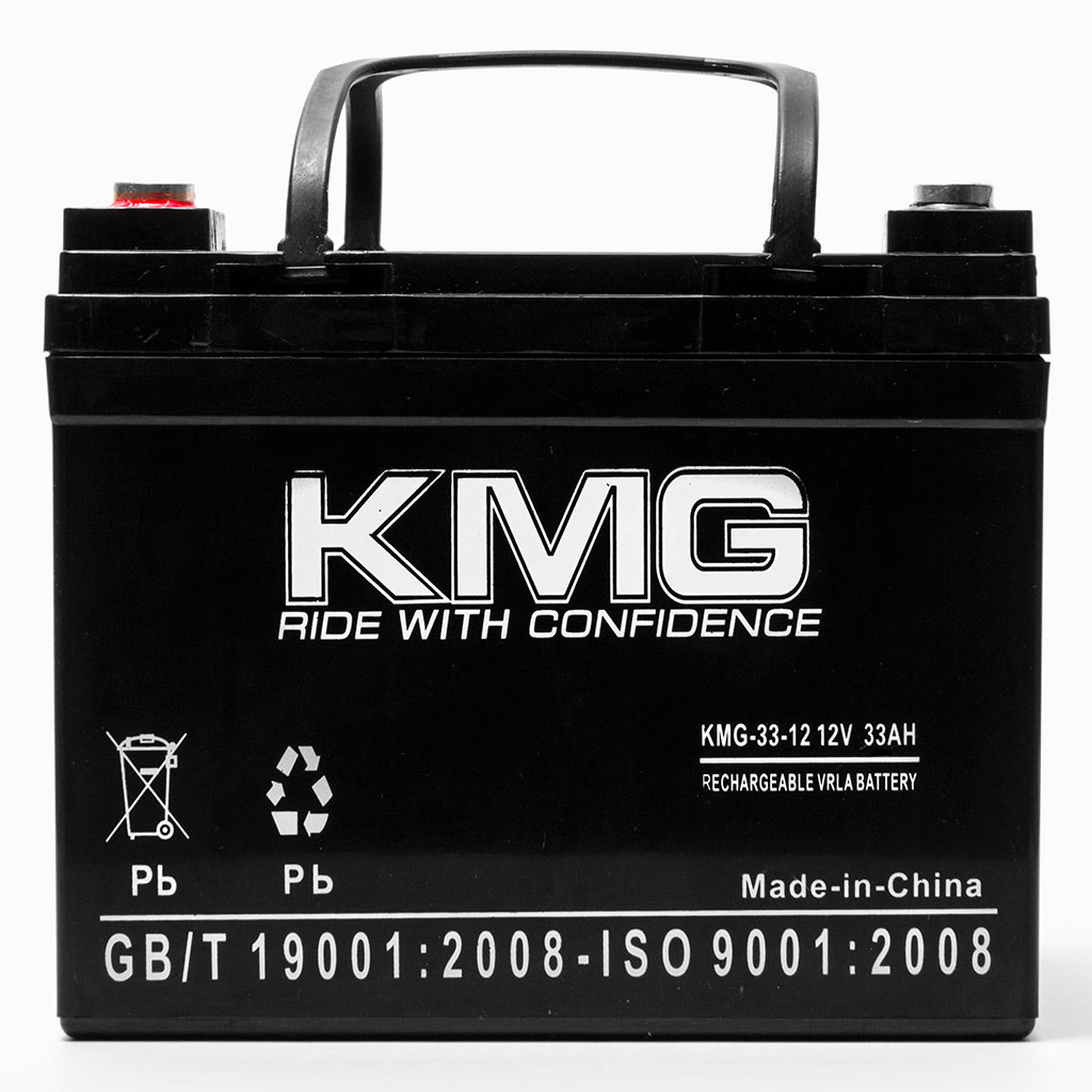 KMG 12V 33Ah Replacement Battery for Sonnenschein DF45 GF1233YG2 M84001A5120300G6 - image 1 of 3