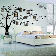 Beautiful Tree Leaf Pattern Window Living Room Decal Wall Decor Sticker