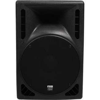 gemini rs 415usb 15 inch powered speaker with usb. Black Bedroom Furniture Sets. Home Design Ideas