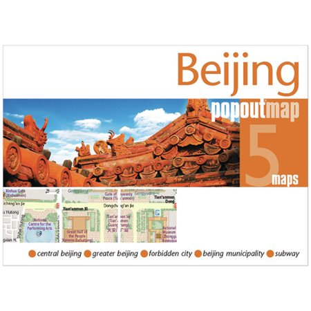 Universal Map Beijing PopOut Map