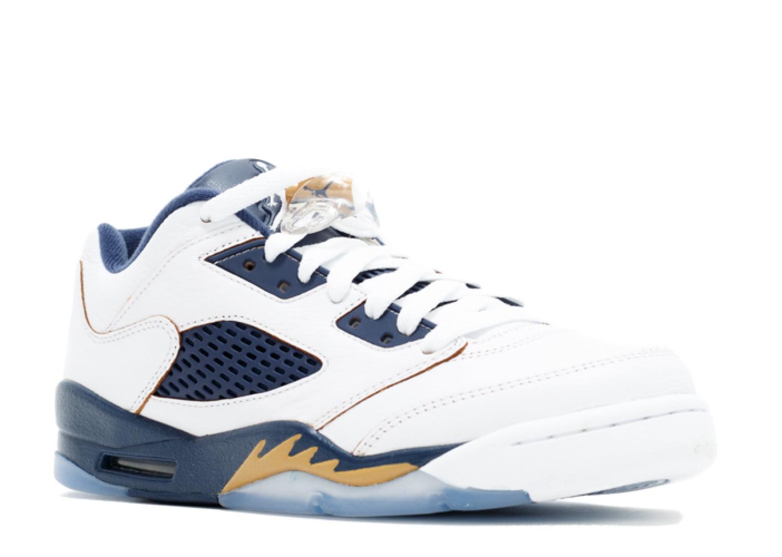 075d9ea4ba4d3c Nike Jordan Kids Air Jordan 5 Retro Low (GS) Basketball Shoe