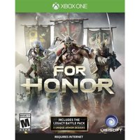 For Honor Day 1 Edition, Ubisoft, Xbox One, 887256015664