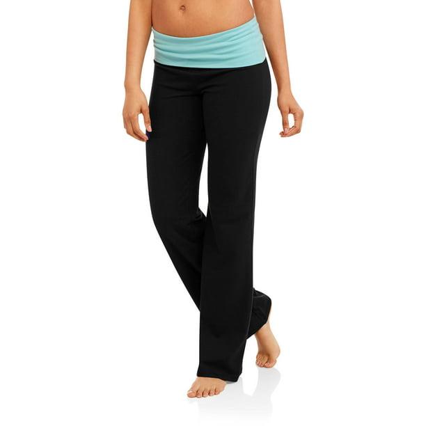 No Boundaries No Boundaries Juniors Flare Yoga Pants Prints Solids Walmart Com Walmart Com