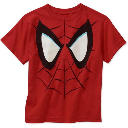 Spiderman Boys' Eyes Graphic Tee