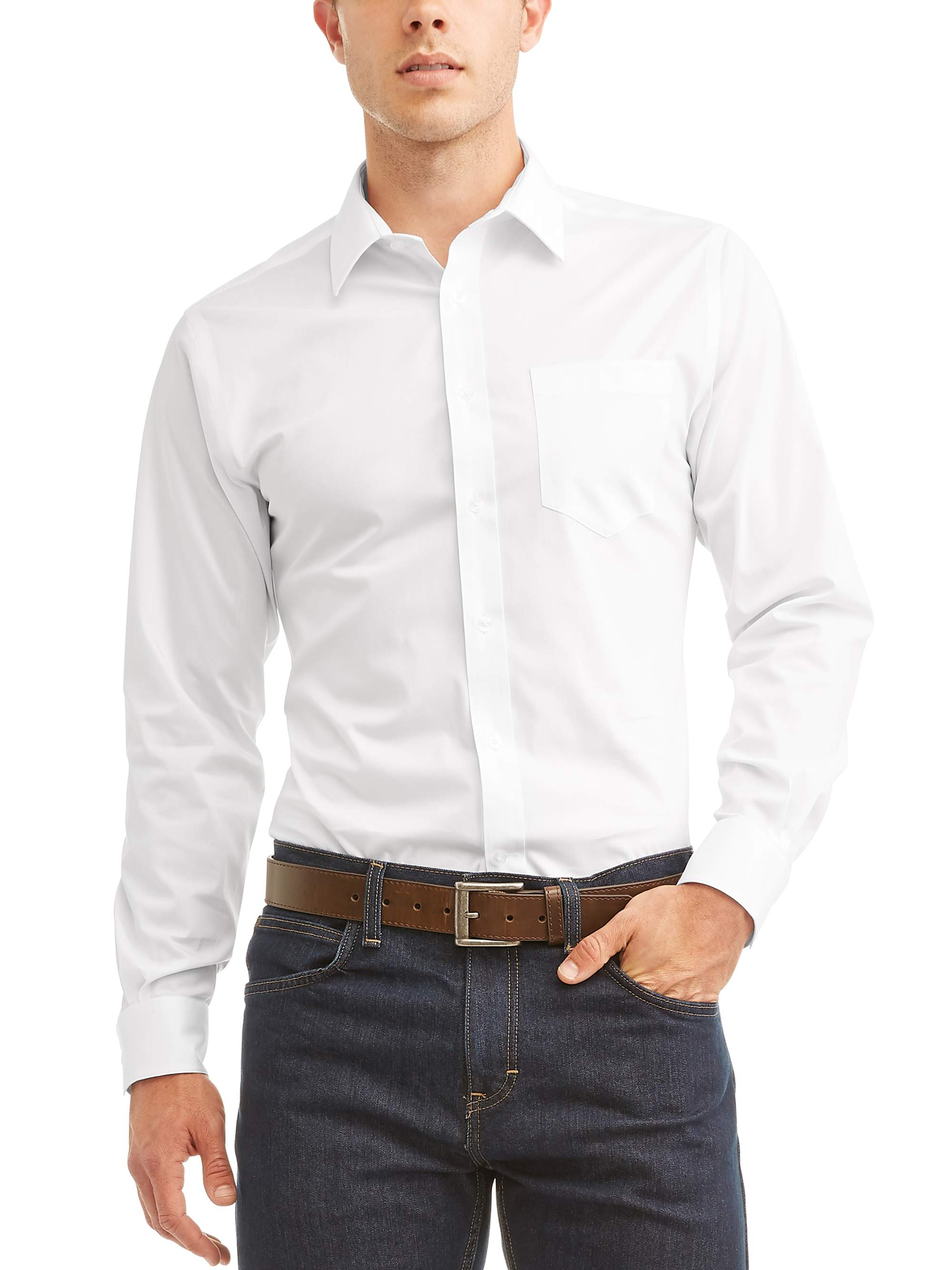 Mens Dress Shirts Walmart Com