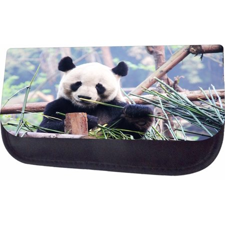 Panda Black Pencil Bag - Pencil -