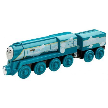Roll & Whistle Connor (Wooden Railway) - Train by Thomas & Friends (DFX22) - Train Whistle Sounds