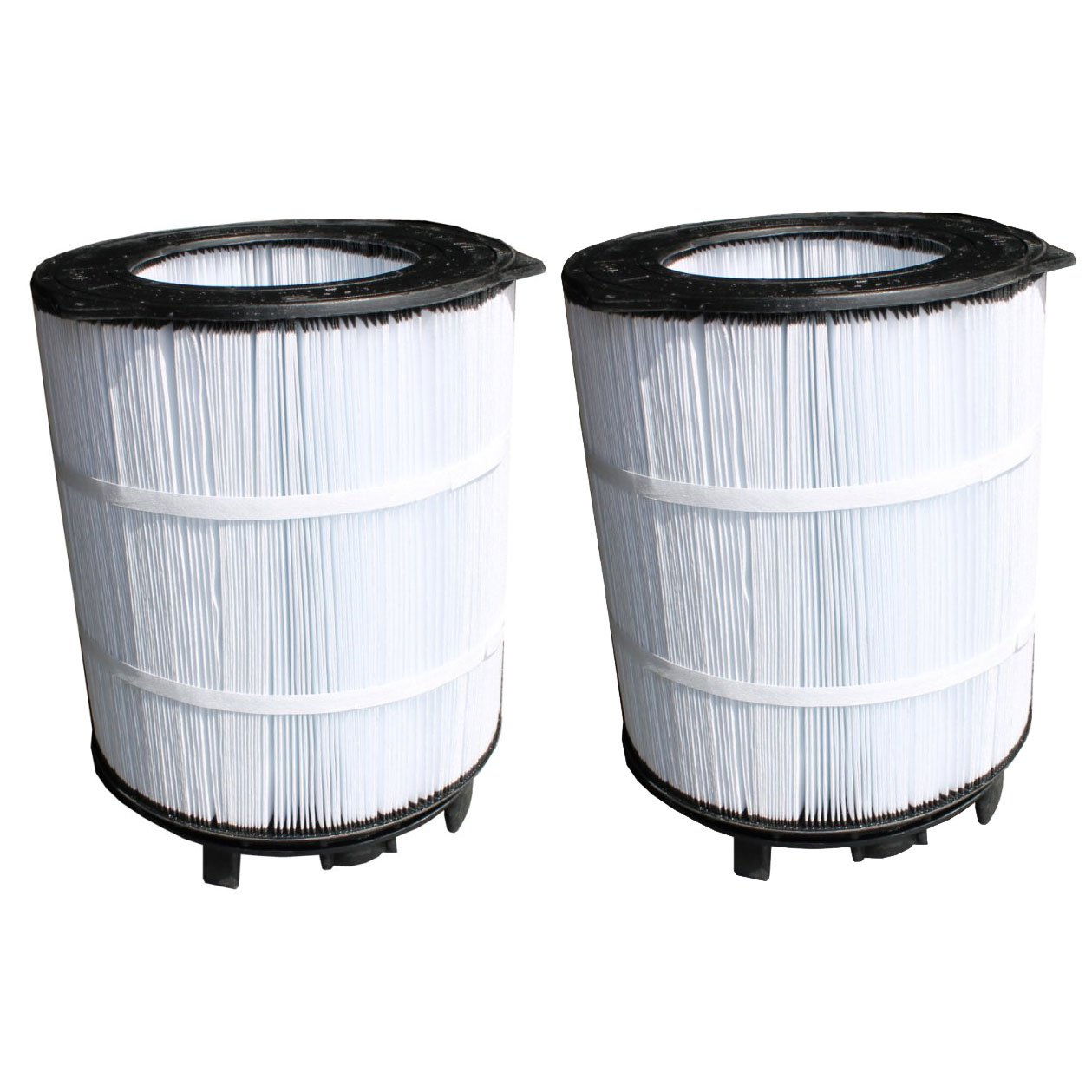 Sta-Rite 25022-0203S System 3 Large Outer Replacement Filter S8M150 (2 Pack)