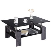 Black Coffee Tables - Walmart.com