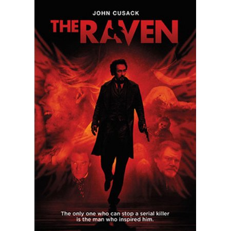 The Raven (DVD) - Raven Without Hood