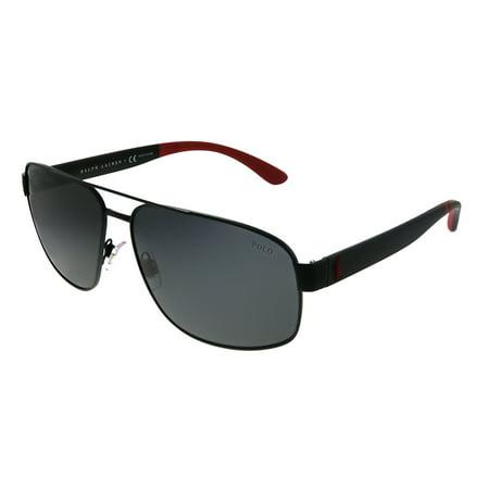Polo Ralph Lauren  PH 3112 903887 Unisex  Aviator (Polo Glasses For Men)