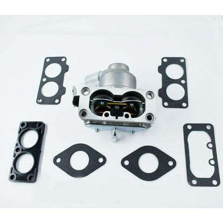 Carburetor for Briggs & Stratton V-TWIN ENGINE 27HP 44Q977 799109 JOHN DEERE MOWER Briggs Stratton John Deere