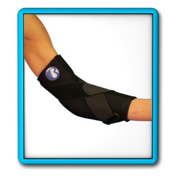 Hyperextension Elbow (Bunga Pads - Hyper-extension Elbow Support Sleeve Youth )