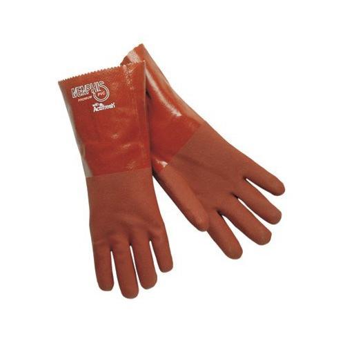 Memphis glove Premium Double-Dipped PVC Gloves - 6454S SEPTLS1276454S