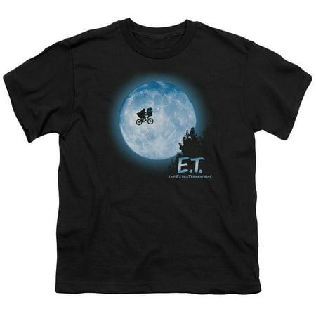 Et Moon Scene Big Boys Youth Shirt - Scene Boys