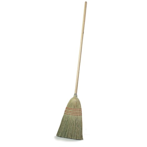 Carlisle Food Service Products Flo-Pac 55'' Corn Parlor Broom Straw (Set of 12) by Carlisle Food Service Products