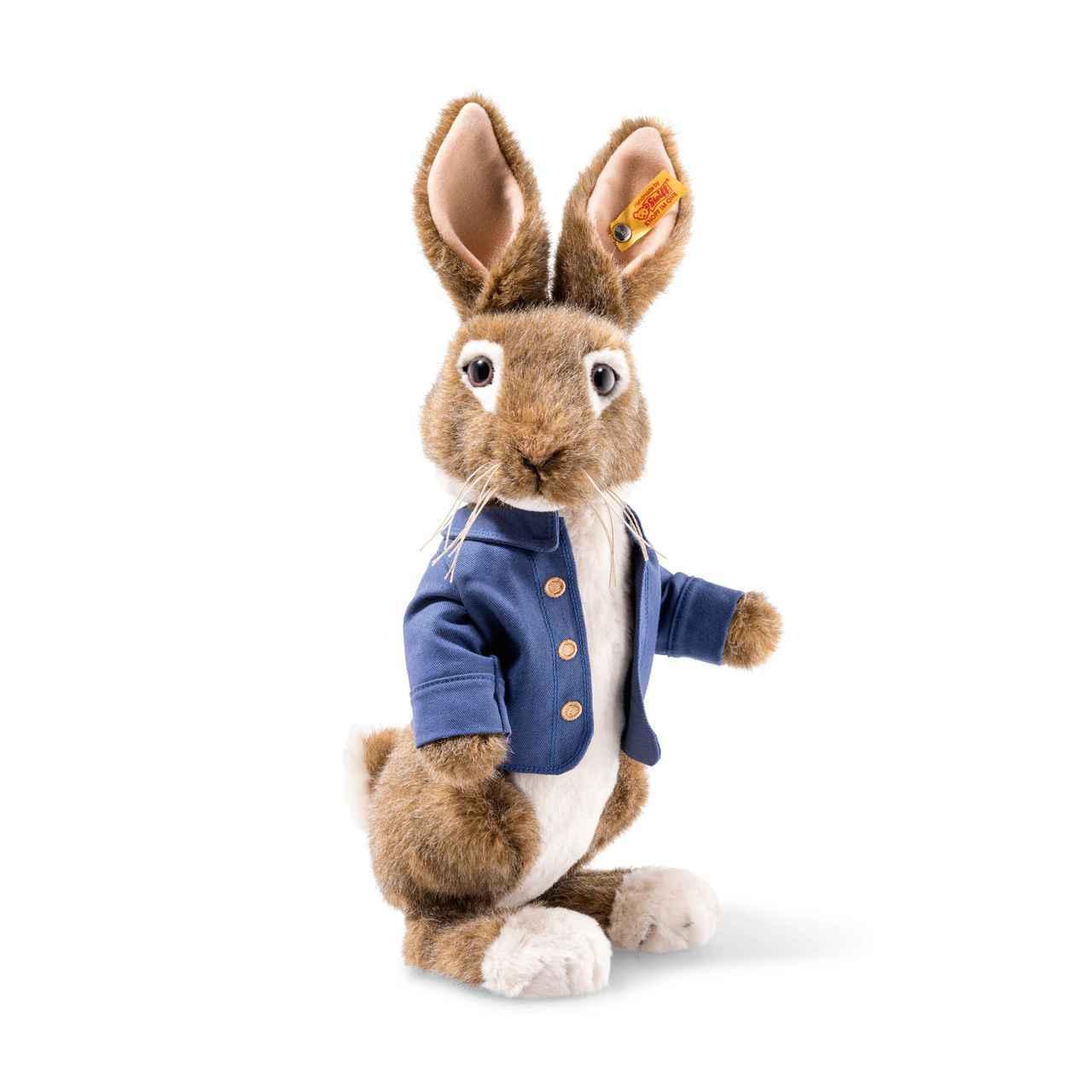 Steiff Peter Rabbit Plush Teddy Bear EAN 355240 by