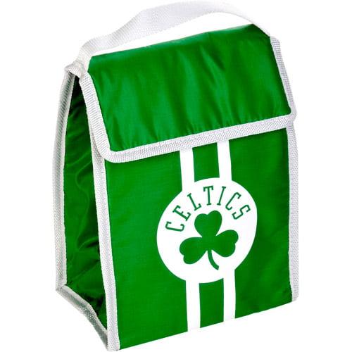 Boston Celtics NBA Insulated Velcro Lunch Cooler Bag
