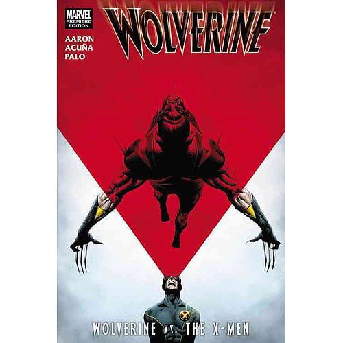 Wolverine: Vs. the X-Men