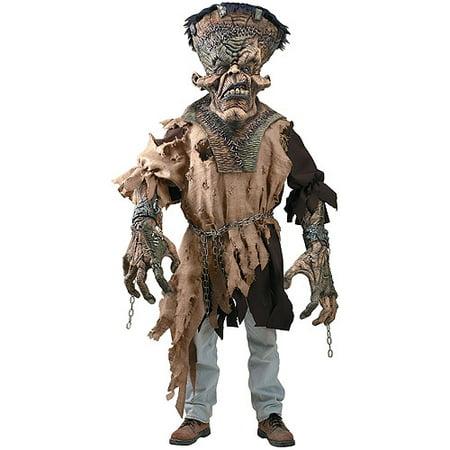 Freak-n-Monster Creature Reacher Adult Halloween Costume, Size: Men's - One Size