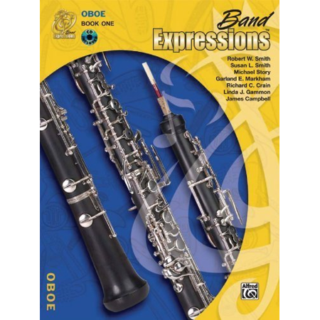 Band Expressions Volume1 Oboe