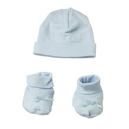 Preemie Cap and Bootie Set (60 Cap Set)