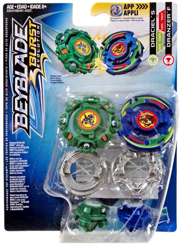 New Hasbro Beyblade Burst Turbo Slingshock Single Pack *8 To Choose From!*