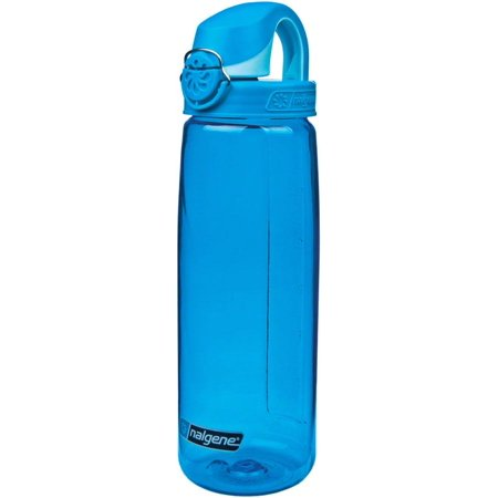 Nalgene Tritan OTF Water Bottle: 24oz, Glacial Blue