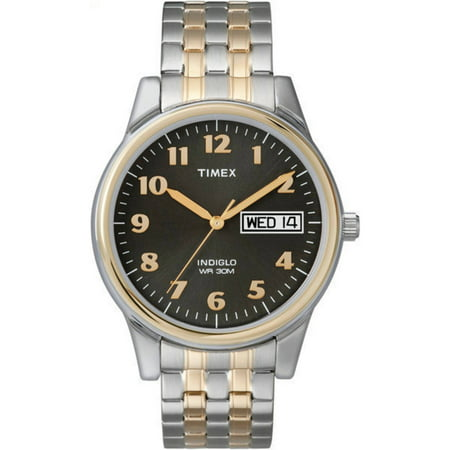 Click here for Timex Men's Charles Street Watch, Two-Tone Stainle... prices