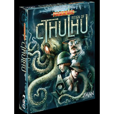 Pandemic Reign Of Cthulhu ()