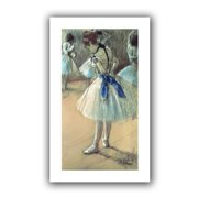 ArtWall Dancer' by Edgar Degas Painting Print on Rolled Canvas