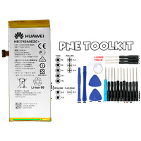 Huawei P8 Lite Battery HB3742A0EZC+ 2200mAh in Non-Retail Package (PNE Toolkit Included) - USA Seller