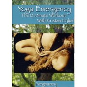 Yoga Emergency The 12 Minute Workout: For Your Pregnancy and Labor by BAYVIEW ENTERTAINMENT