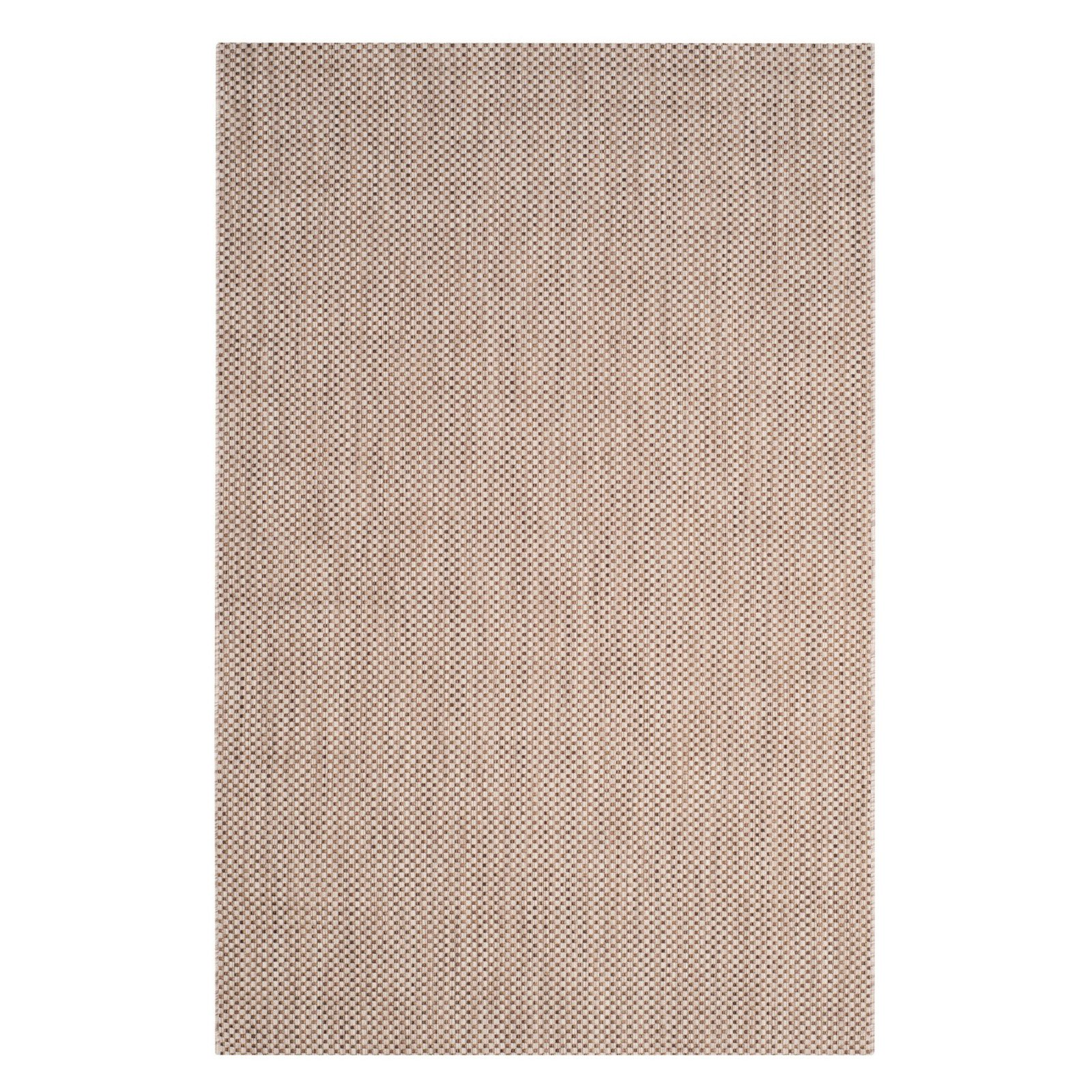 Safavieh Courtyard Finnian Solid Dotted Indoor/Outdoor Area Rug