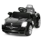 Best USA Kids Electric Cars - Mercedes Benz SLS R/C Mp3 Kids Ride On Review