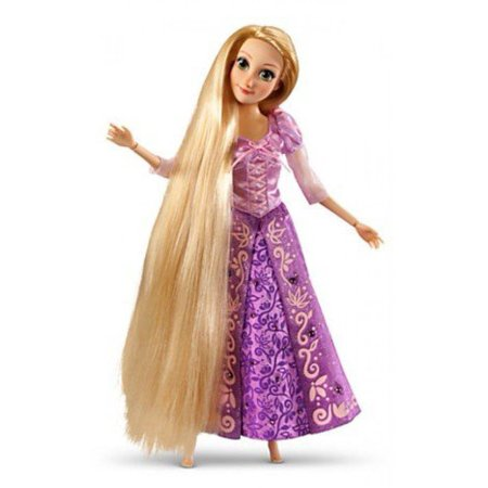 Disney Store Princess Rapunzel 12 inch Doll Classic Collection