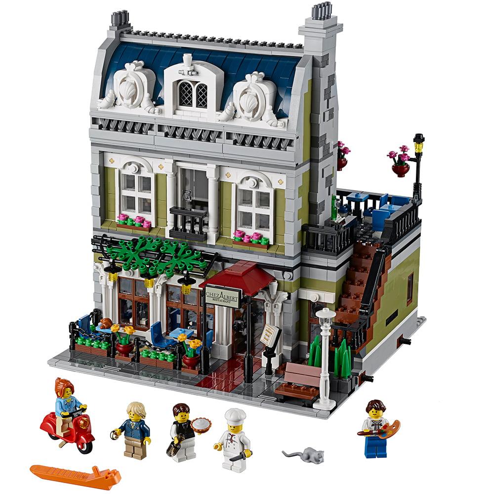 Lego Creator Expert Parisian Restaurant 10243 by LEGO System Inc