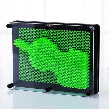 New Fashion Toys 3D Antistress Clone Fingerprint Needle Painting Gag Christmas Kids