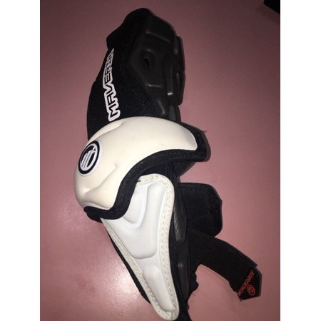 maverik arm elbow pad for roller hockey