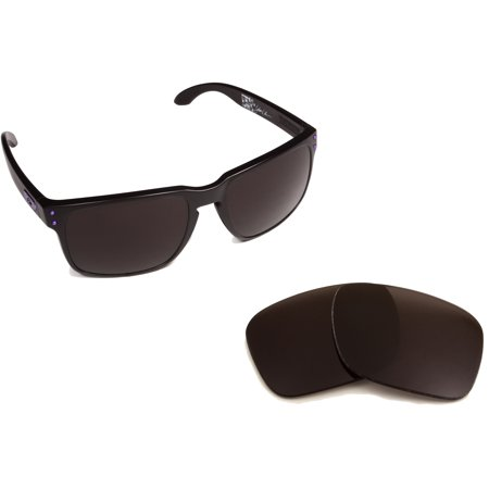 Replacement Lenses Compatible with OAKLEY Holbrook Polarized Advanced (Polarized Holbrook Lenses)